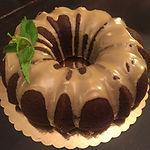 Gluten Free, Vegan Gingerbread Bundt Cake (9 inch bundt cake)