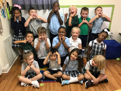 EDS KG Silly Class Picture