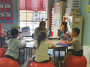 Epiphany Day School Enriched Assessment