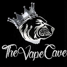 The Vape Cave YO Logo