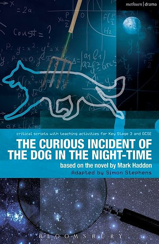 The Curious Incident of the Dog in the Night Time - The Play (NOUVEAU)