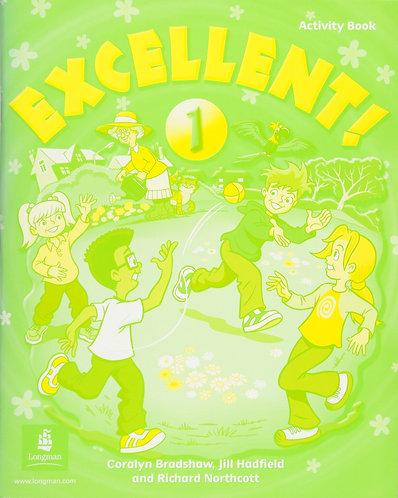 Excellent 1 Activity Book (Utilisé jusqu'en CE2)