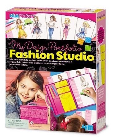 My Design Portfolio Fashion Studio
