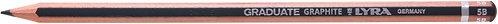 Crayon Graphite 5B LYRA (x1)