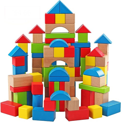 Building tower Blocks
