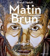 Matin brun-LGF/Livre de Poche-Albin Michel