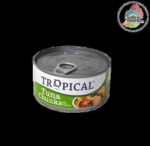 Tropical Chunk In Brine 170g
