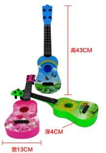 Designs Children Guitar 43cm