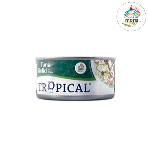 Tropical Solid in Brine 170g