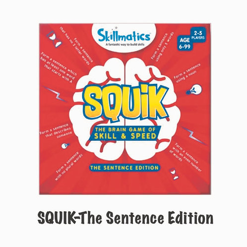 SQUIK-The Sentence Edition