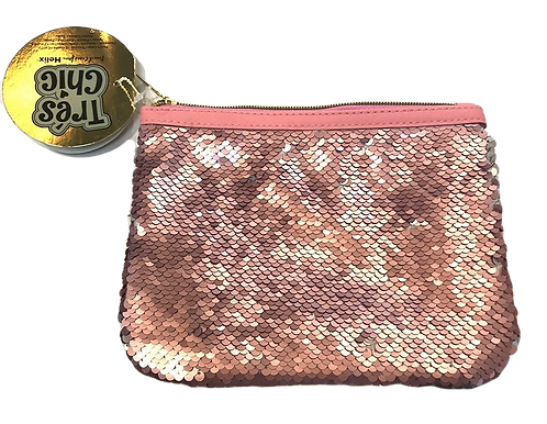 Trousse Helix  Tres Chic Large Sequin