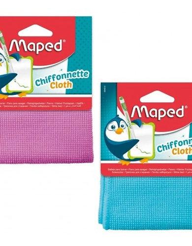 Maped Chiffonnette Microfibre Pour Ardoise Blanche