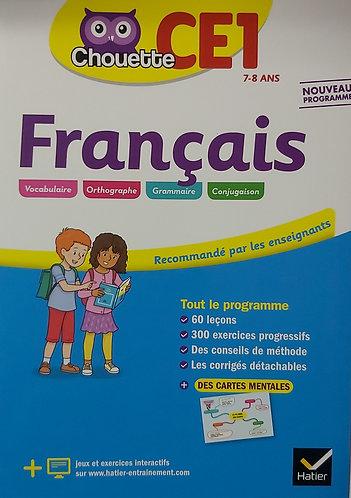 Francais CE1 - Hatier Soutien Primaire