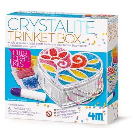 Crystalite Trinket Box