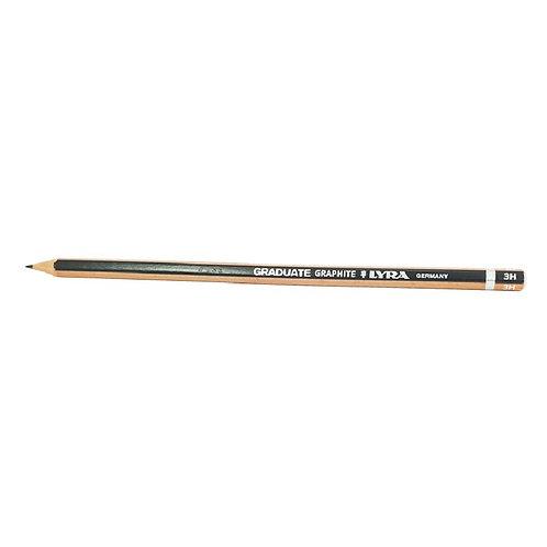 Crayon Graphite 3H LYRA (x1)
