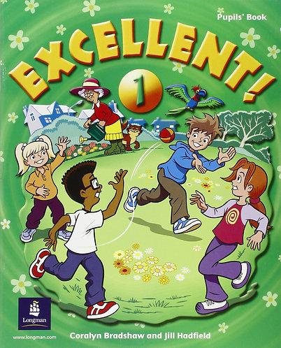 Excellent 1 Pupil's Book