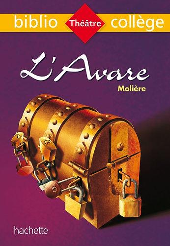 L'Avare de Molière – Bibliocollège