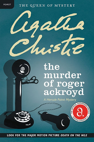The Murder of Roger Ackroyd - Agatha Christie-HarperCollins Publishers