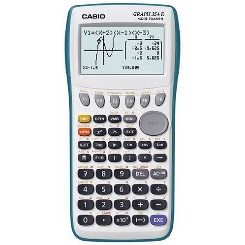 Calculatrice Graphique - GRAPH 35+E -Casio