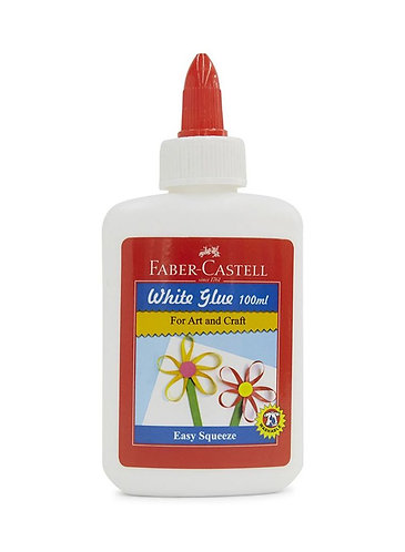 Faber Castell Colle Blanche 40gms