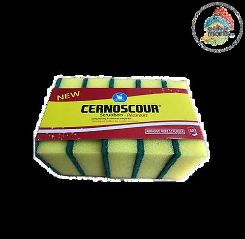 Cernoscour Sponge Scourer (pack of 5)