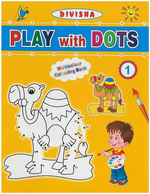 DIVISHA PLAY WITH DOTS NO.1