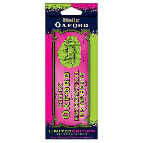 Helix Oxford Clash Maths Set Pink