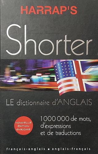 Harraps Shorter (1000000 Mots ,d'expressions et de traductions)
