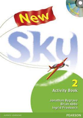 New Sky Activity Book 2 & Multi-Rom