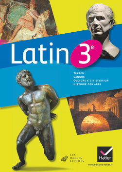 Latin Les Belles Lettres nouveaux programmes