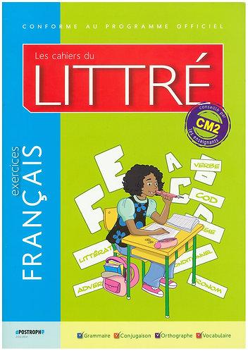 Les cahiers du Littre Francais exercices
