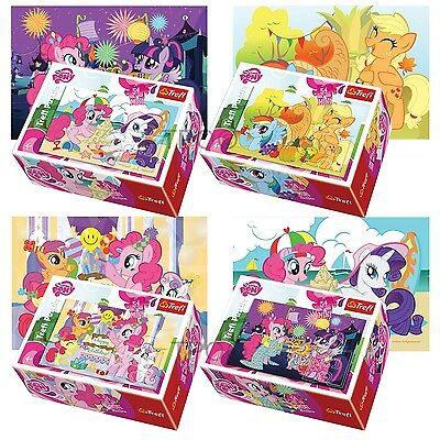 """Puzzles - """"54 Mini"""" - Funny Ponies / Hasbro, My Little Pony"""