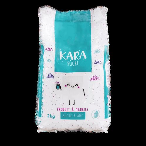 Kara Sucre Blanc 2Kg