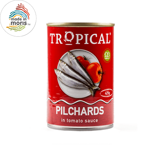 Tropical Pilchards In Tomato Sauce 425g