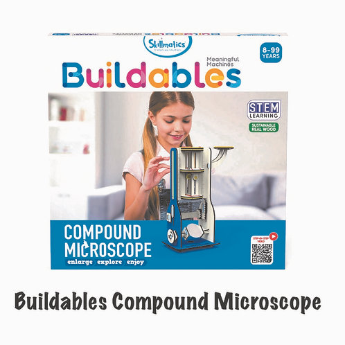 Buildables Compound Microscope