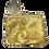 Thumbnail: Trousse Helix  Tres Chic Large Sequin