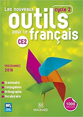 Les nouveaux outils pour le Français CE2