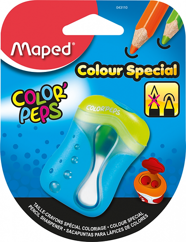 Maped Taille Crayons Color'Peps 2 Trous