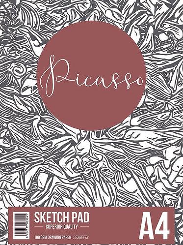 Sketch Pad A4 Picasso