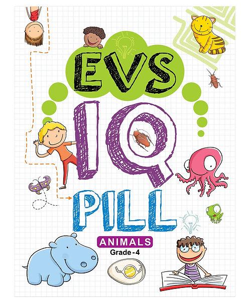EVS IQ PILL ANIMALS GRADE - 4