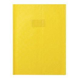 Protège Cahier Format 17x 22 (Jaune)