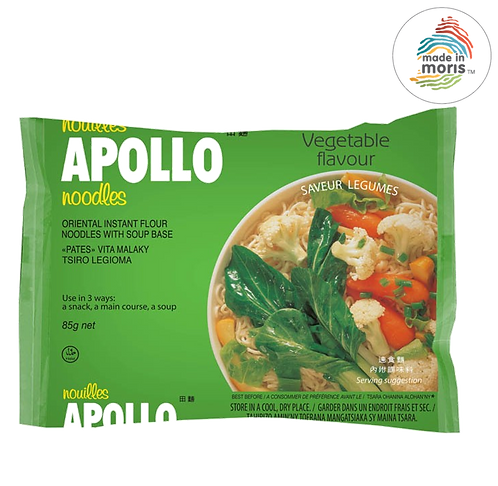 Apollo Noodles Vegetable 85g