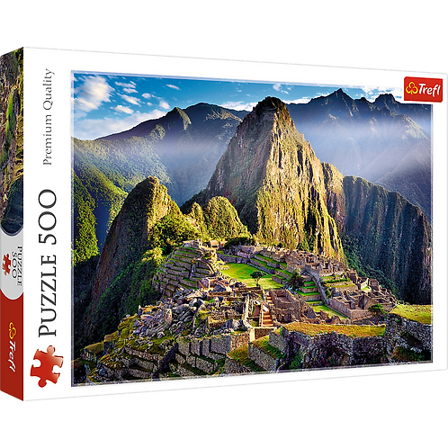 "Puzzles - ""500"" - Historic Sanctuary of Machu Picchu"