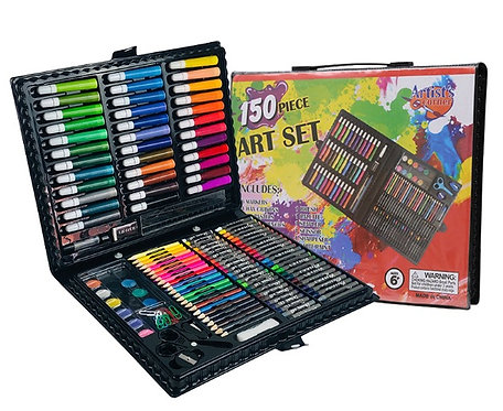 150pc Art Set