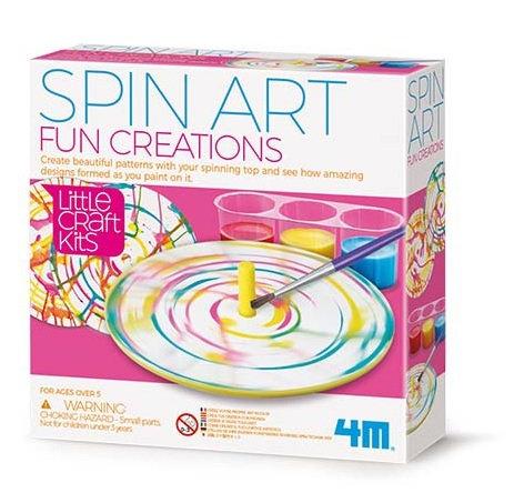 Spin Art Fun Creations
