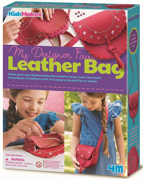 My Designer Faux Leather Bag