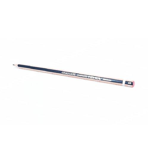 Crayon Graphite 4B LYRA (x1)