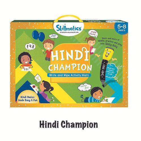Hindi Champion