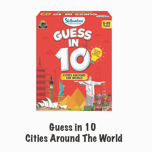 Guess in 10 Cities Around The World