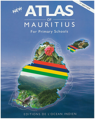 Atlas Mauritius & Rodrigues 7th Edition 2020